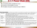 a 1 7 power chain 3 4