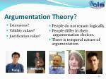 argumentation theory