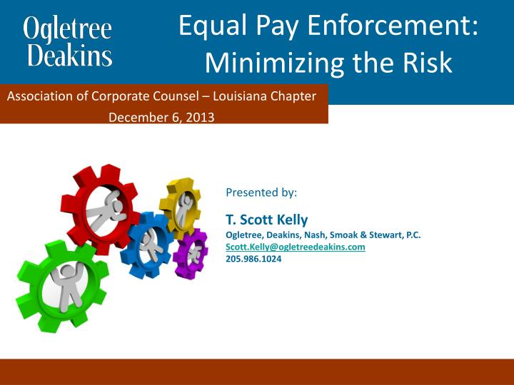 equal pay enforcement minimizing the risks n.