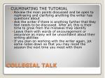 collegial talk3
