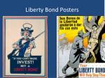 liberty bond posters