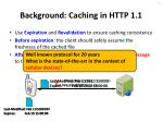 background caching in http 1 1