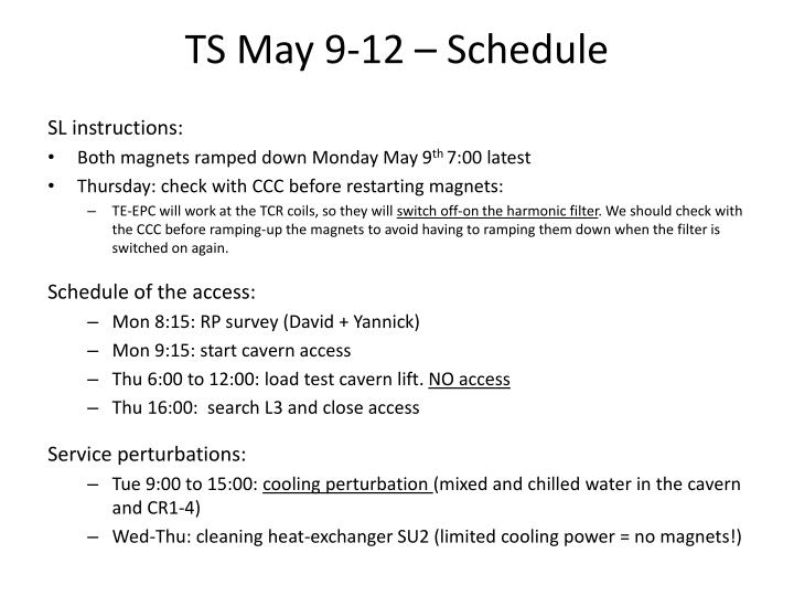 ts may 9 12 schedule n.