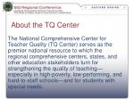 about the tq center