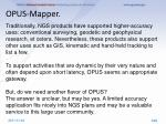 opus mapper1