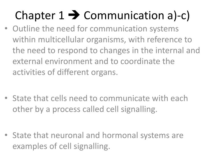 chapter 1 communication a c n.