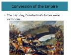 conversion of the empire1