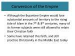 conversion of the empire3