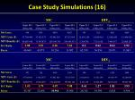 case study simulations 16