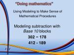 doing mathematics2