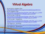 virtual algebra
