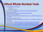 virtual whole number tools