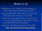 minds on art