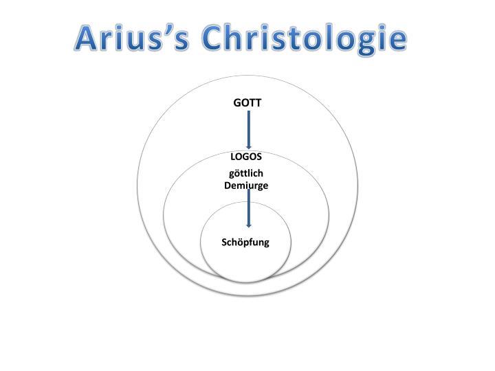 Arius's