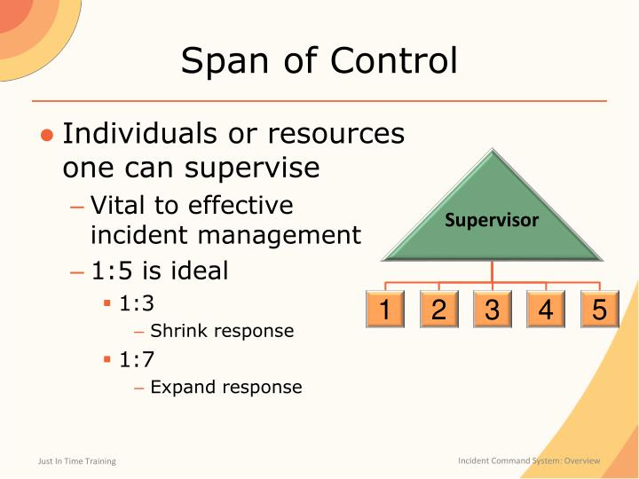 Span of Control