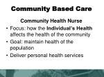 community based care2