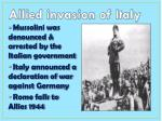 allied invasion of italy1