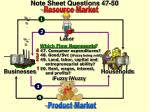 note sheet questions 47 50