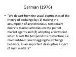 garman 1976