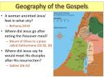 geography of the gospels10