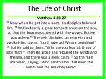 the life of christ13