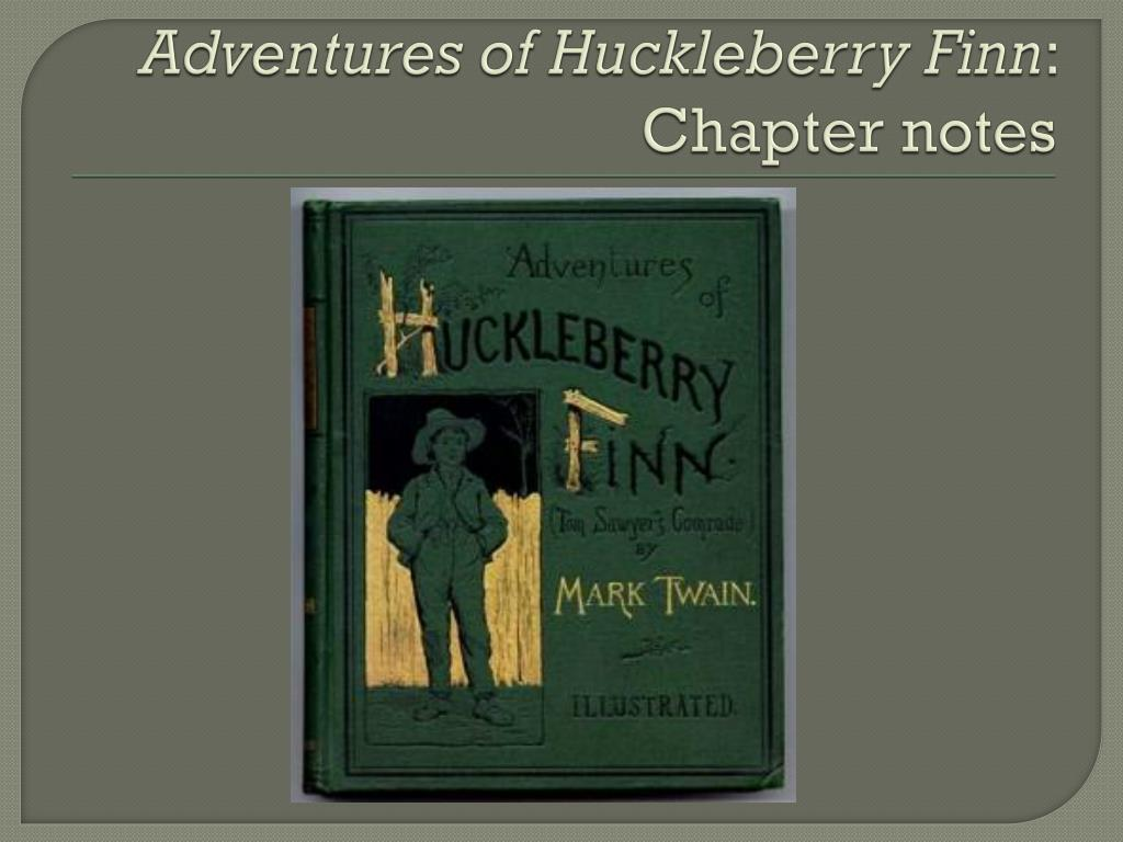The Adventures of Huckleberry Finn: Chapter 2
