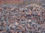 iron is made from iron ore