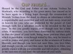 our reward1