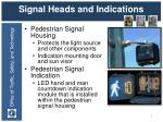 signal heads and indications1