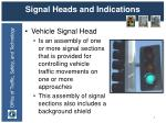 signal heads and indications2