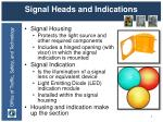 signal heads and indications4
