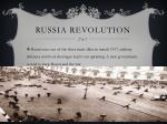 russia revolution