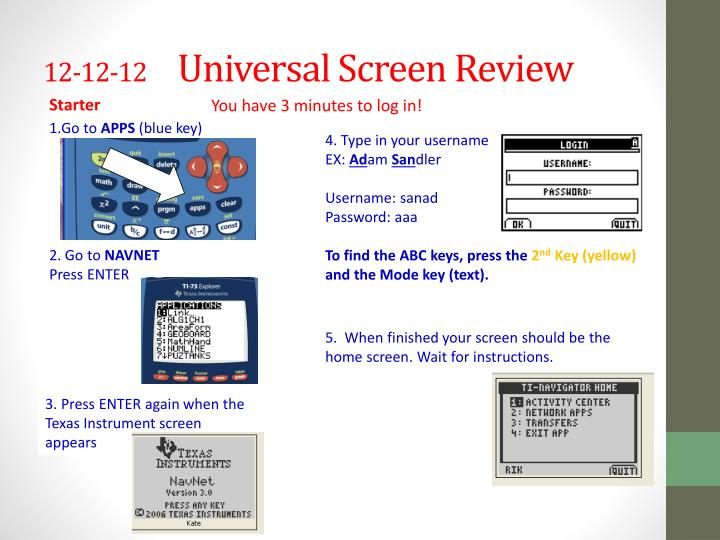 12 12 12 universal screen review n.