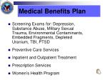 medical benefits plan