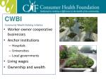 cwbi community wealth building initiative