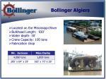 bollinger algiers