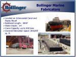 bollinger marine fabricators