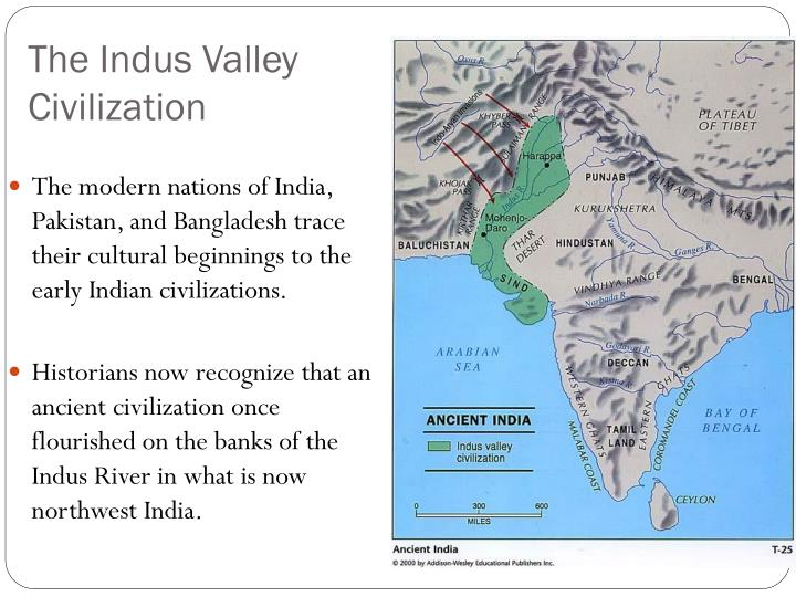 impact of the indus river on the early development of indian civilization