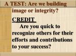 a test are we building image or integrity2