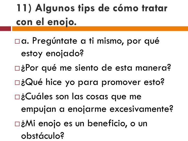 11) Algunos
