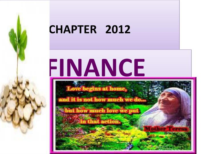 chapter 2012 n.