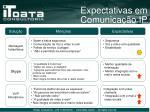 expectativas em comunica o ip2
