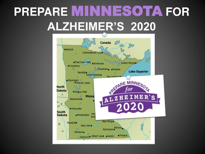 prepare minnesota for alzheimer s 2020 n.