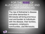 prepare minnesota for alzheimer s 20203