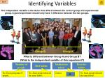 identifying variables1