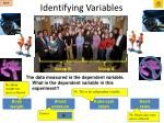 identifying variables2