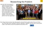 researching the problem1