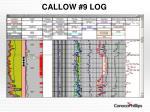 callow 9 log