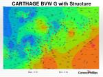 carthage bvw g with structure