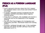 french as a foreign language fle1